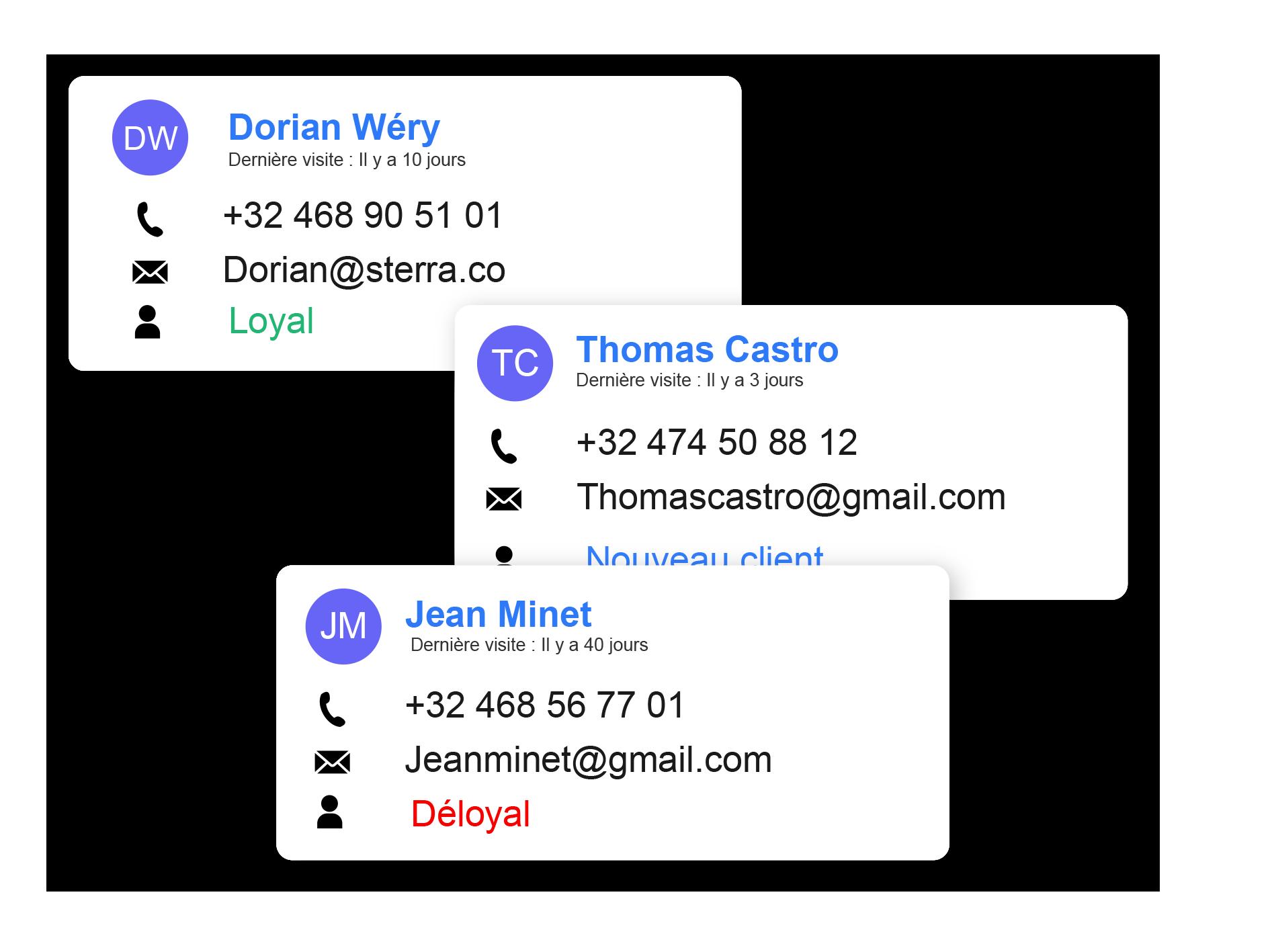 Listing client